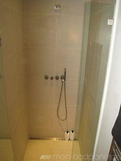 Fancy Nischen Dusche