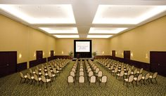 The all-new Delfin Ballroom accommodating up to 330 guests with theatre-style seating and 240 for banquet-style seating.