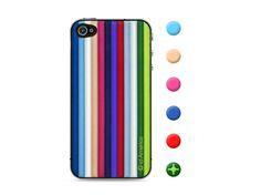 id America Cushi Stripe iPhone 4S Pad Mtx #danimobile