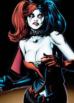 neverlety: Harley Quinn in Suicide Squad #14