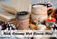 Rich, Creamy Hot Cocoa! – Running With Spears