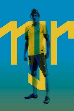 Neymar's new logo
