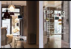 Appointment at Spazio Brera for the 2014 Fuorisalone