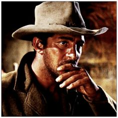 Dean Martin In Rio Bravo. He was a much better actor than he was given credit for being. I loved him in dramatic roles.
