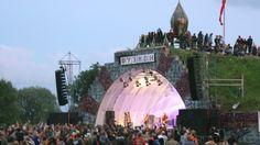 Bühne beimFusion-Festival in Lärz 2011 (dpa / picture alliance / Alexander Müller)