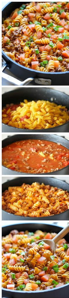 One Pot Cheeseburger Casserole - 11 Best Casserole Recipe Tutorials | GleamItUp