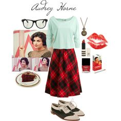 Audrey Horne - Style Icon