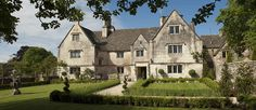 Painswick Court, a 16th century home in the Cotswolds #DowntonAbbey