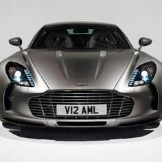 Aston Martin One-77    There is, of course, little question that the almighty One-77 is the undisputed, ultimate Aston Martin of all time, in the history of the world, ever. Lavished with a slew of awards since its unveiling at the 2009 Geneva Motor Show