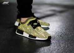 Adidas Nmd R1 Yellow