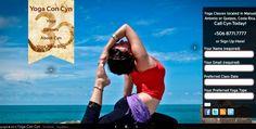 Yoga Con Cyn yoga instructor in Manuel Antonio, Costa Rica