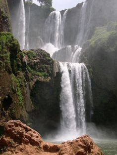✯ The Ouzoud Waterfalls, Morocco