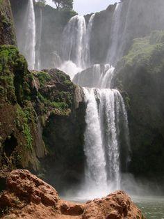 The Ouzoud Waterfalls, Morocco