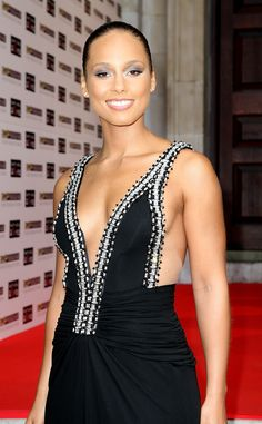 Alicia Keys - Keep a Child Alive Black Ball | Photo 7 | Celebrity Photo Gallery | Vettri.Net