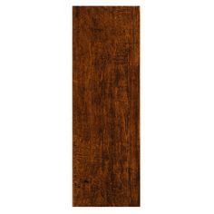 Shop Style Selections 6-in x 20-in Colonial Wood Pecan Ceramic Floor Tile at Lowes.com