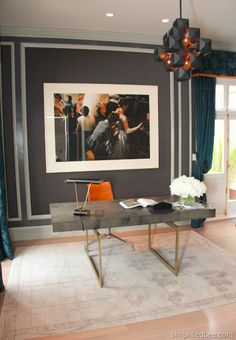 San Francisco Showcase: Her Office by Catherine Kwong