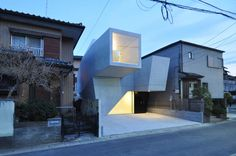 This project is a residence for a couple in their thirties, built in Abiko City. The client desired a gallery-like concrete-made space where their pleasure o...