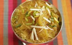 Sweet Vermicelli Recipe by Reza Mahammad