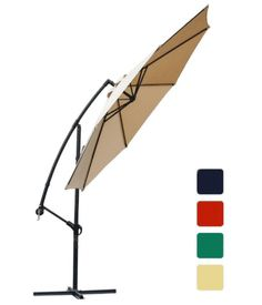 In order to enjoy each and every moment of your outdoor stay, it is important to have the conditions that best suit you. The best umbrellas are more than Best Umbrella, Offset Patio Umbrella, Cantilever Patio Umbrella, Patio Umbrellas, Diving, Survival, In This Moment, Places, Outdoor