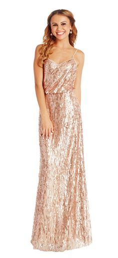 Looking for bridesmaid dresses by Donna Morgan? Browse our collection of Donna Morgan bridesmaid dresses, available for rent or purchase! Designer Bridesmaid Dresses, Wedding Bridesmaid Dresses, Bridal Dresses, Prom Dresses, Champagne Sequin Bridesmaid Dresses, Bridesmaid Ideas, Dance Dresses, Long Dresses, Wedding Attire