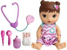Baby Alive Cuida De Mim - Morena - Hasbro