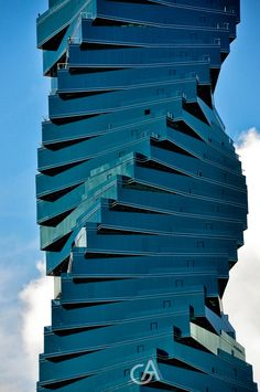 F & F Tower (Panama City, Panama)   Pinzón Lozano & Asociados   photo by Christian Archibold