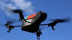 Parrot AR Drone 1 by neeravbhatt, via Flickr