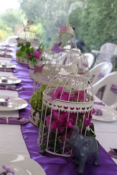 Gorgeous table #table #settings