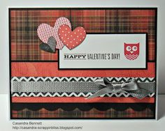 scrappinbliss: Whooo's Your Valentine Blog Hop