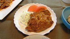 Pork Ginger Saute