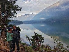 Mirror Lakes  #mirrorlakes #mountains #view #newzealand #roadtrip #nature #wildnature #forest #ontheroad #aroundtheworld #travel #couplegoals #cotamwpodrozy #podroze #swiat #nowazelandia
