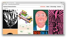 Seymour-chwast-archive-its-nice-that-
