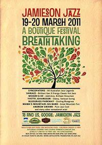 Vintage Festival Poster #3