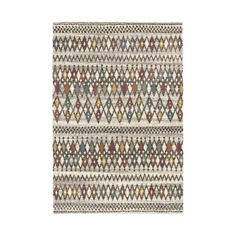 Fjørde & Co Inspired by traditional Berber designs, this multi-coloured rug is great for adding interest to neutral flooring. Rug Size: Rectangle 133 x Teal Rug, Gold Rug, Inca, Berber Rug, Red Rugs, Modern Rugs, Beige Area Rugs, Rugs Online, Argentina