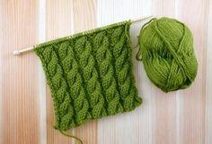 Dans ce cours de tricot en ligne, vous découvrirez comment tricoter des torsades sans utiliser une aiguille à torsade. Bon visionnement!