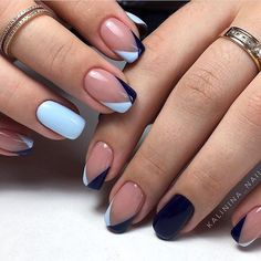 Korean nail art, korean nails, minimalist nails, nail polish art, trendy na Classy Nails, Stylish Nails, Simple Nails, Diy Nails, Cute Nails, Pretty Nails, Nagel Hacks, Best Acrylic Nails, Dark Gel Nails