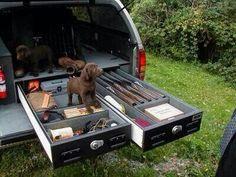 Gun and ammo storage