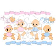 First Steps #2013 #baby #border #nursery
