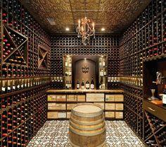 Billard Design, Design Hotel Paris, Wine Cellar Basement, Home Luxury, Luxury Lifestyle, Deco Restaurant, Home Wine Cellars, Wine Cellar Design, Wine House