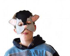 Children Sheep Mask Kids Easter Costume Accessory Dress up