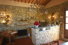 Our #italian #restaurant! #Tuscany