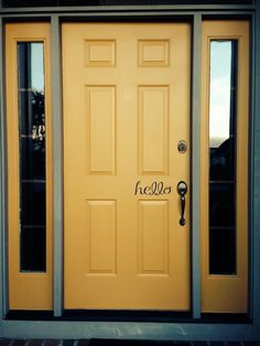 what color should i paint my door of my RED BRICK HOUSE - Google Search