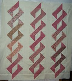 "It's all 4"" half square triangles....quilt top only, waiting to be quilted."