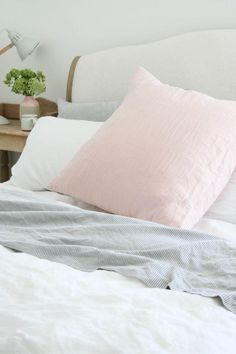 Bedroom makeover with @loafhome Lazy Linen  | Apartment Apothecary