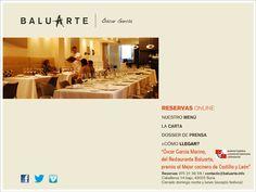 RESTAURANTE BALUARTE | Óscar García | SORIA Modern Restaurant, Boletus Edulis, Restaurants