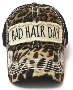 Jewelry & Watches Fashion Jewelry Trucker Cap Style Fashion Pin Bad Hair Day