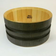 14x7 contoured Ash stave drum shell by HHG drums #hhgdrums #stave #snaredrum
