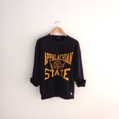 80s vintage Appalachian State Mountaineers by louiseandco on Etsy, $50.00