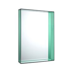 Kartell - Only Me Mirror - Green - 50x70cm