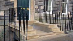 Open Sesame: Wheelchair-Friendly Elevator Entrance Hiding Under the Stairs | Urbanist